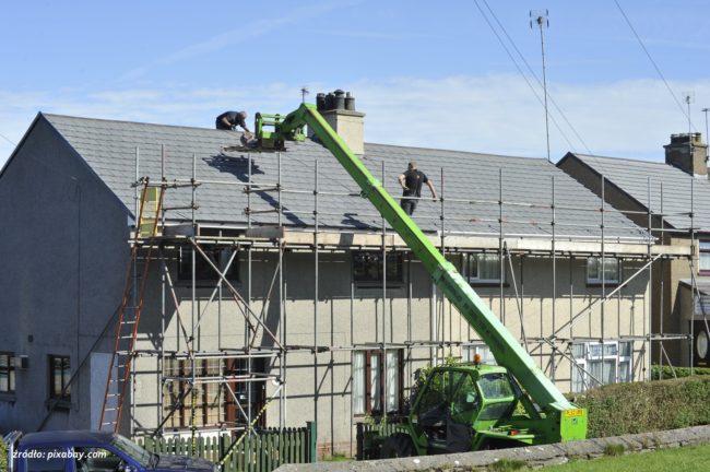 Odporność ogniowa konstrukcji dachowych – podstawowe informacje