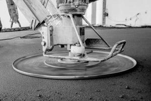 Zbrojenie posadzki betonowej
