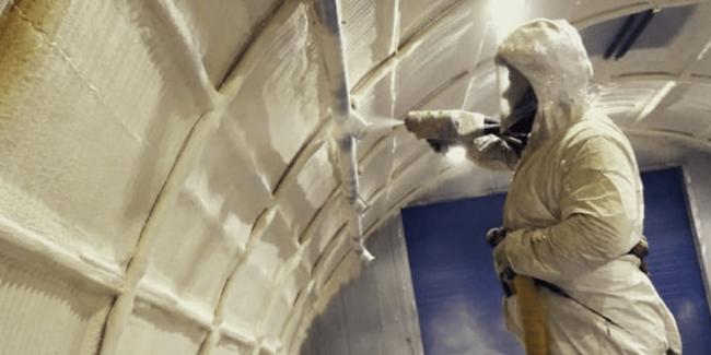 Piana poliuretanowa - najszybsza metoda izolacji?
