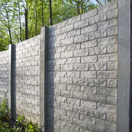 Ogrodzenia betonowe - betto.pl