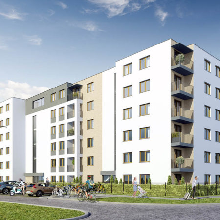 Wygodne mieszkanie w Krakowie