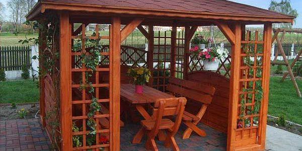 Jaką altaną ogrodową wybrać?