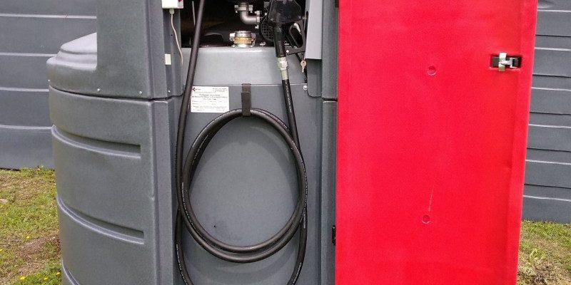 Zbiorniki na olej napędowy