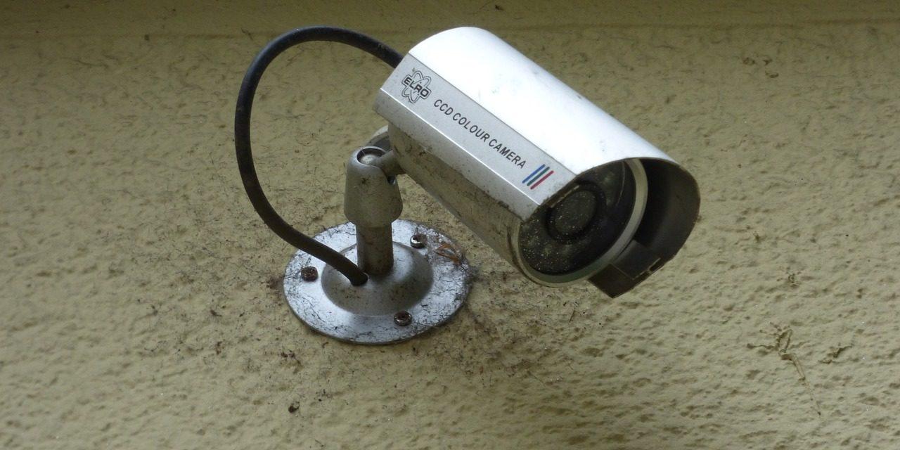 Monitoring – rozwiązania kompozytowe, słup do kamer