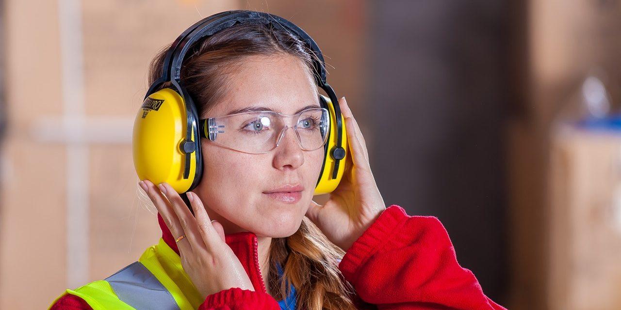Chroń swój wzrok w pracy