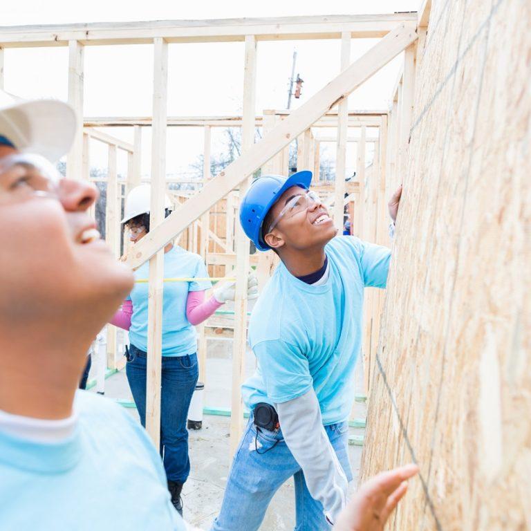 Jak poprawnie zbudować ściany wewnętrzne w domu kanadyjskim?